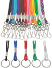 Low Cost Plain Lanyard Supplies - School Lanyards, College & University Lanyards